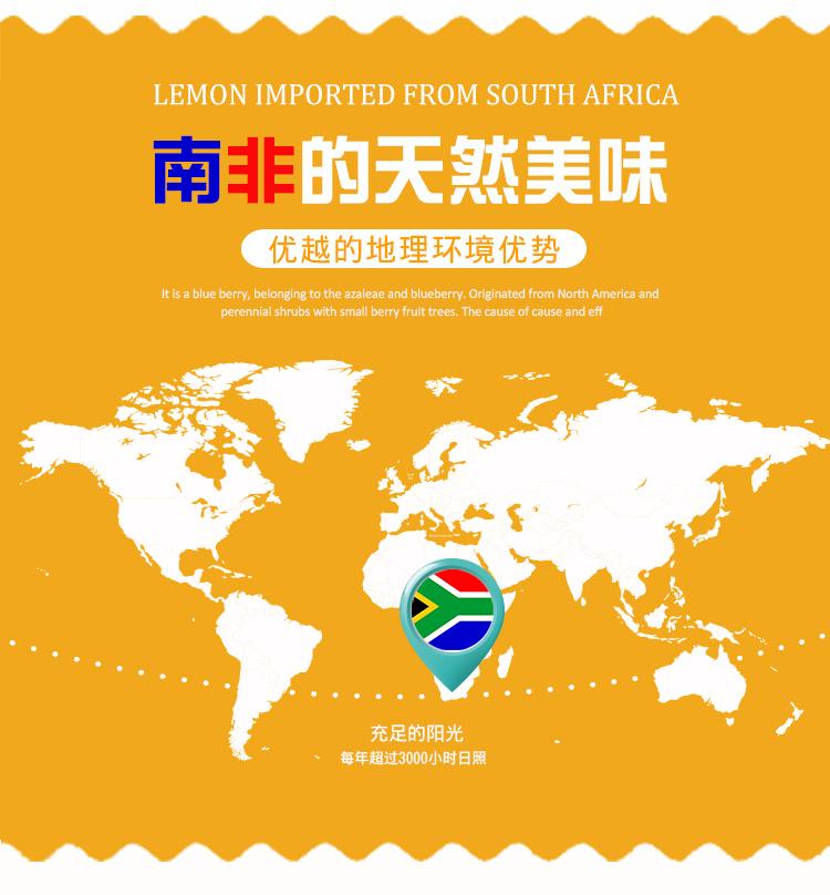 南非進口檸檬